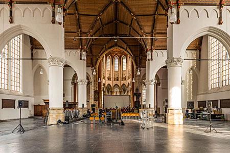 Grote kerk detail